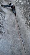 Rock Climbing Photo: Climbing Midterm march 2010