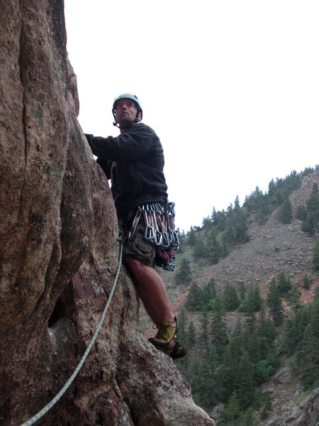 Kevin, last pitch of Calypso