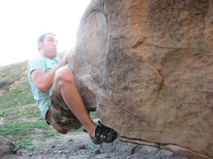 Rock Climbing Photo: Fun at Stoney