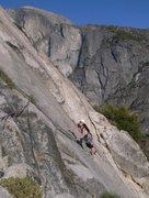 Rock Climbing Photo: Royal Arches, Yose