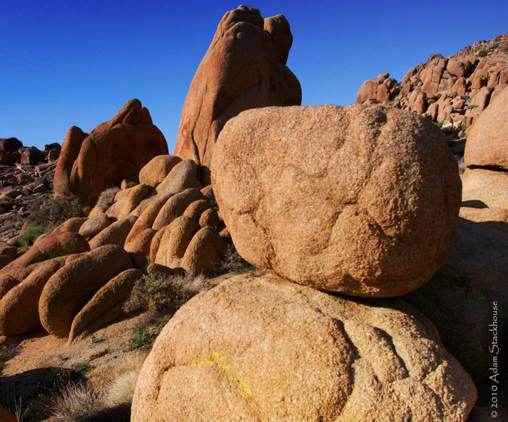 Rock Climbing Photo: Rocks in jtree
