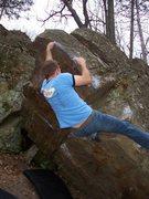 Rock Climbing Photo: Ashmatica