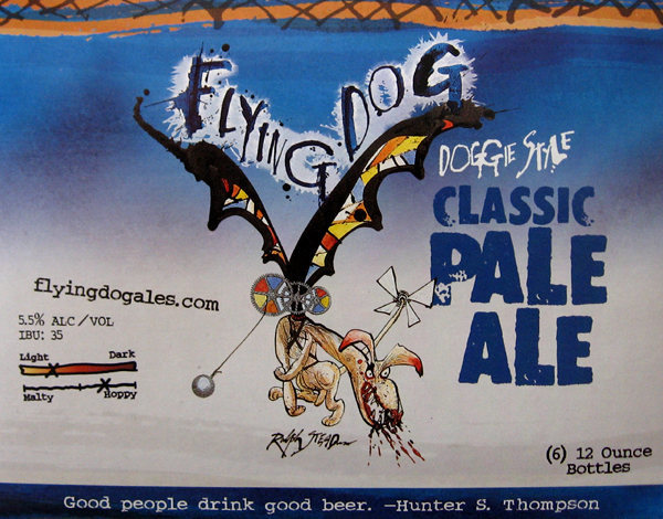 Rock Climbing Photo: Try the Doggie Style Pale Ale. Photo by Blitzo.