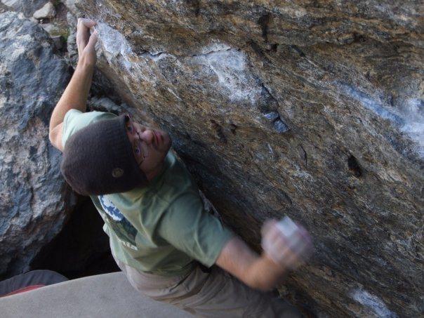Rock Climbing Photo: RMNP