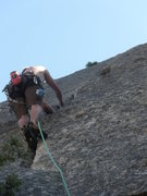 "Rock Climbing Photo: Jamming the perfect fun splitter on ""Handy&qu..."