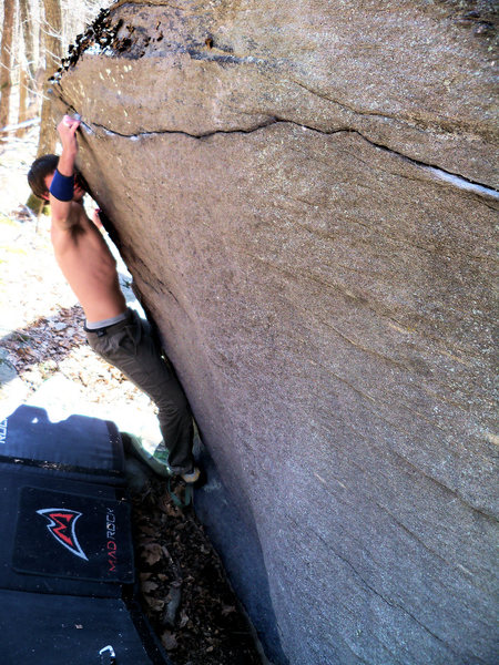 "Steve Lovelace on the ""Midnight Reverie Traverse"" project..."