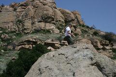 Rock Climbing Photo: 4-3-10