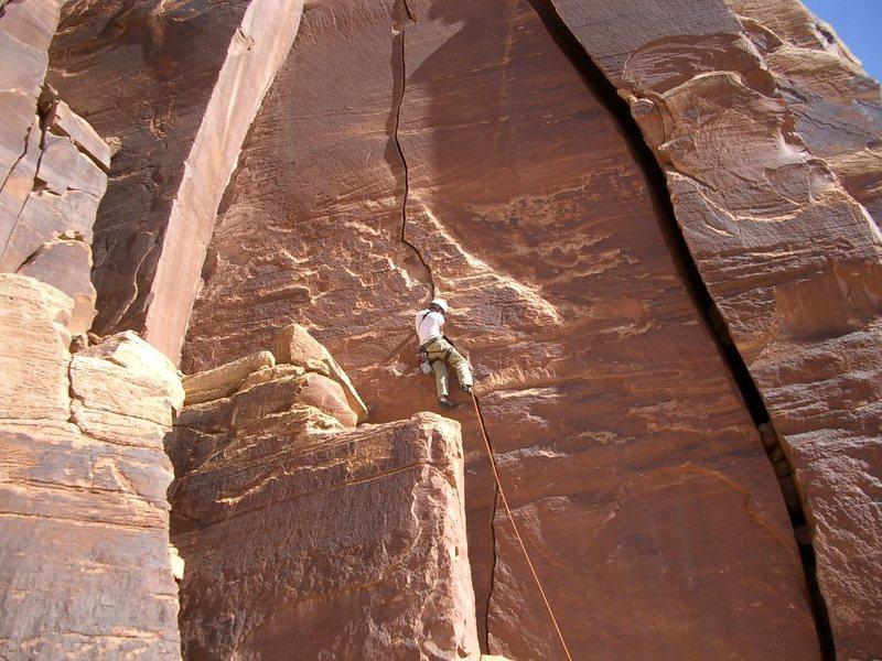 Indian Creek Cracks.