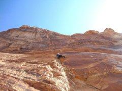 Rock Climbing Photo: Ben P1