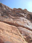 Rock Climbing Photo: Ben at the belay P1