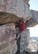 Rock Climbing Photo: Stan Zborovski.