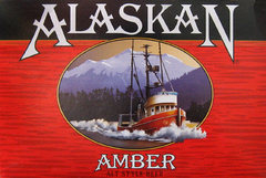 Rock Climbing Photo: Try Alaskan Amber Ale.