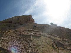 Rock Climbing Photo: cochise stronghold.. sheepshead