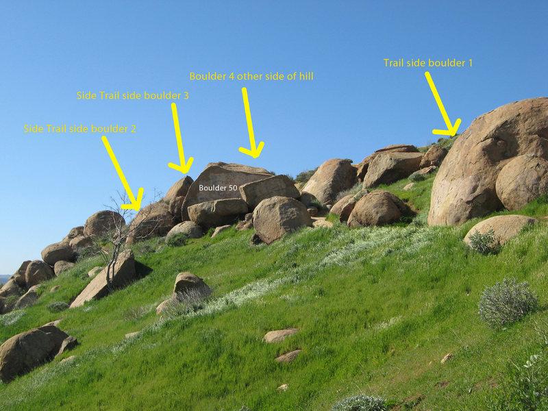 Rock Climbing Photo: Upper Accomazzo's