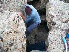 Rock Climbing Photo: Sweet Nectar!