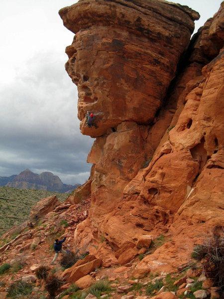 Rock Climbing Photo: Chris G. on Side Effects