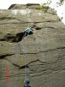 Rock Climbing Photo: Cubic Block