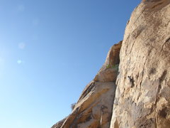Rock Climbing Photo: Come and get your Love Gas