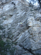 Rock Climbing Photo: Pitch one of Zoo View