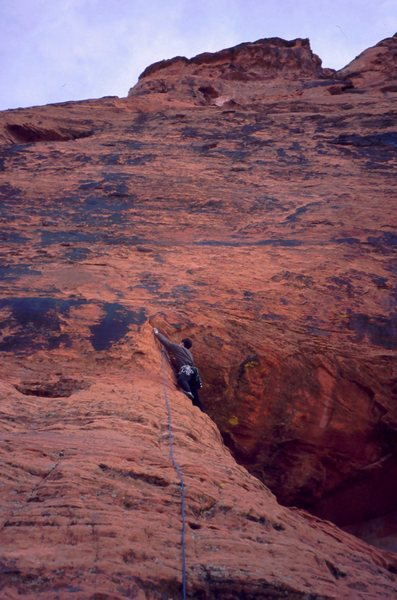 Rock Climbing Photo: Can you keep it down please?