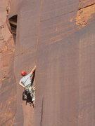 Rock Climbing Photo: Last Good Hand Jam.