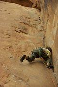 Rock Climbing Photo: 30 secs over potash