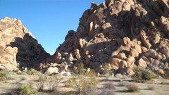 Rock Climbing Photo: Indian Cove View 2