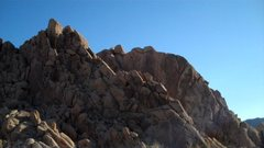 Rock Climbing Photo: Indian Cove View 3