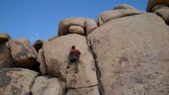 Rock Climbing Photo: Done with the Splitts