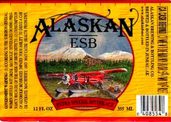 Rock Climbing Photo: Alaskan ESB.