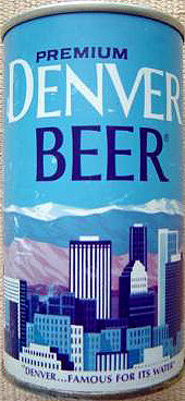 Denver Beer. A relic from the past.