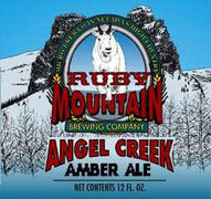 Rock Climbing Photo: Angel Creek Amber Ale.