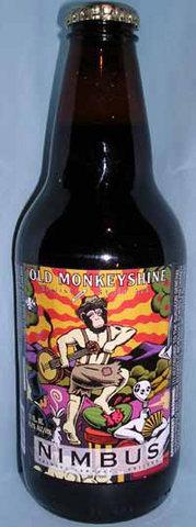 Rock Climbing Photo: Nimbus Old Monkey Shine.
