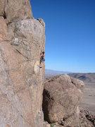 Rock Climbing Photo: Open Winfrey (5.10+)