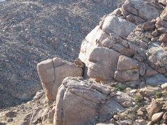 Rock Climbing Photo: Lukachukai  (5.7)