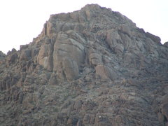 Rock Climbing Photo: The Minge