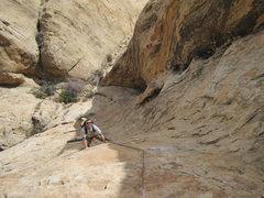 Rock Climbing Photo: Pat P4