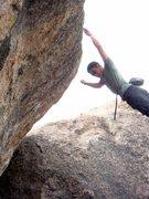 Rock Climbing Photo: Fly Boy SDS