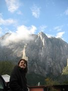 Rock Climbing Photo: miss G