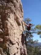 Rock Climbing Photo: Midway.