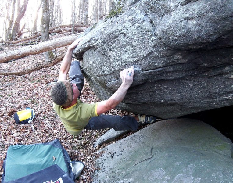 "Aaron Parlier on ""Down Tempo"". Boneyard, GHSP."