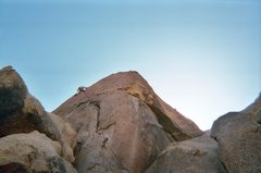 Rock Climbing Photo: Just a great pitch!