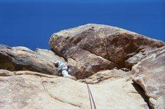 "Rock Climbing Photo: ""I Feel Good!"""