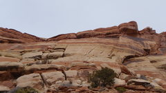 Rock Climbing Photo: Sunshine Wall--North