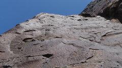 Rock Climbing Photo: Upon the Sea