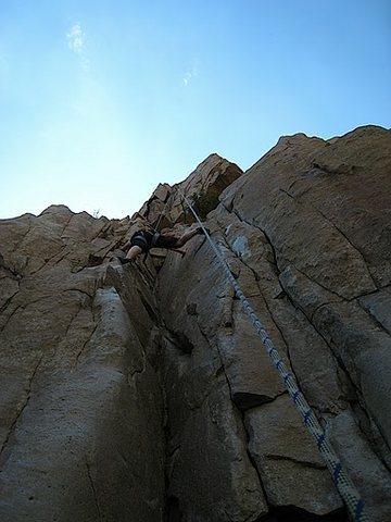 Rock Climbing Photo: Ortega Falls (OC)