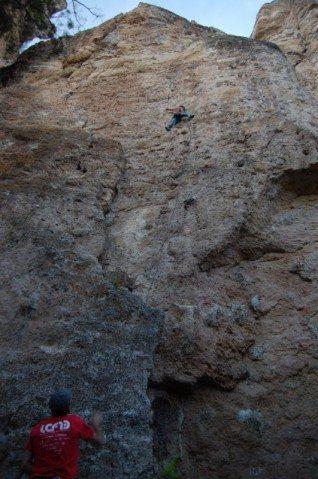 Rock Climbing Photo: ECC