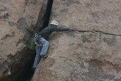 Rock Climbing Photo: ROWCC Club Trip 4-9 to 4-11 2010. Ten in a day tri...