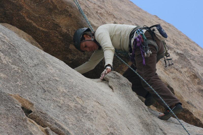 ROWCC Club Trip 4-9 to 4-11 2010.<br> Ten in a day trip.<br> Agina Following on Nutcracker