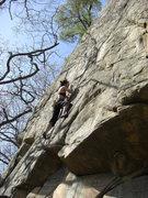 Rock Climbing Photo: Ellen.